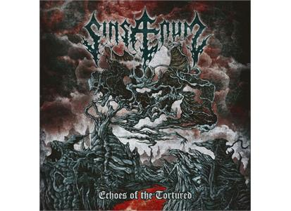 0211348EMU Ear Music  Sinsaenum Echoes of the Tortured (2LP-HVIT)